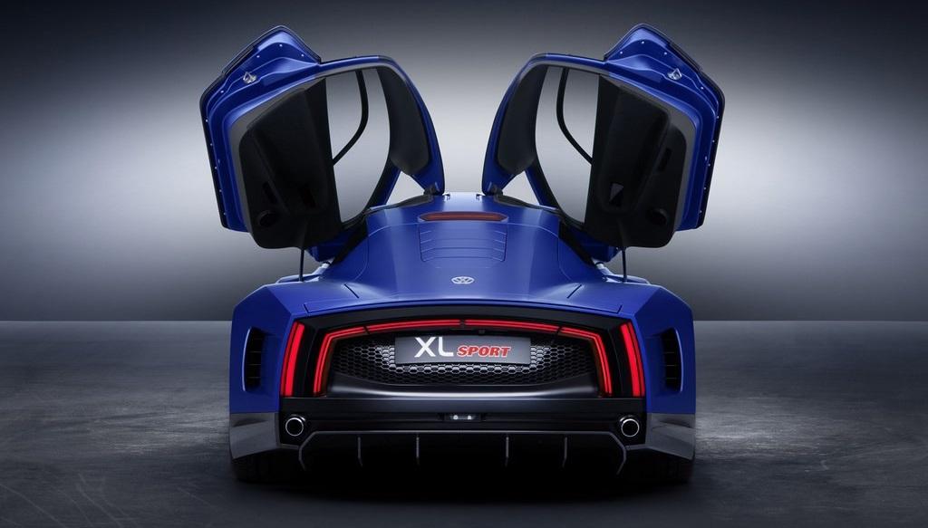 Volkswagen XL Sport 11