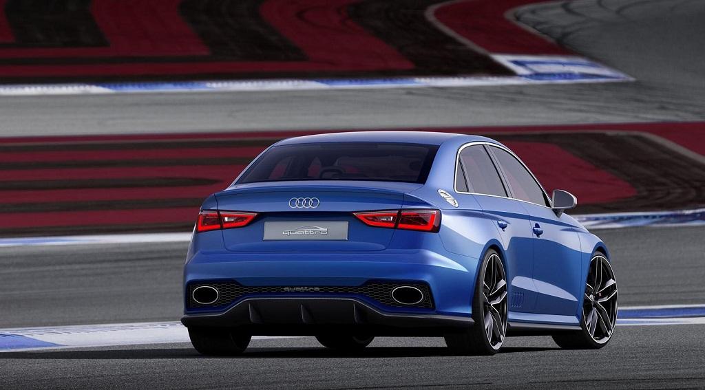 Audi A3 clubsport quattro 2