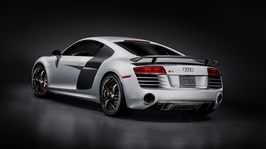 Audi R8 Competition 4