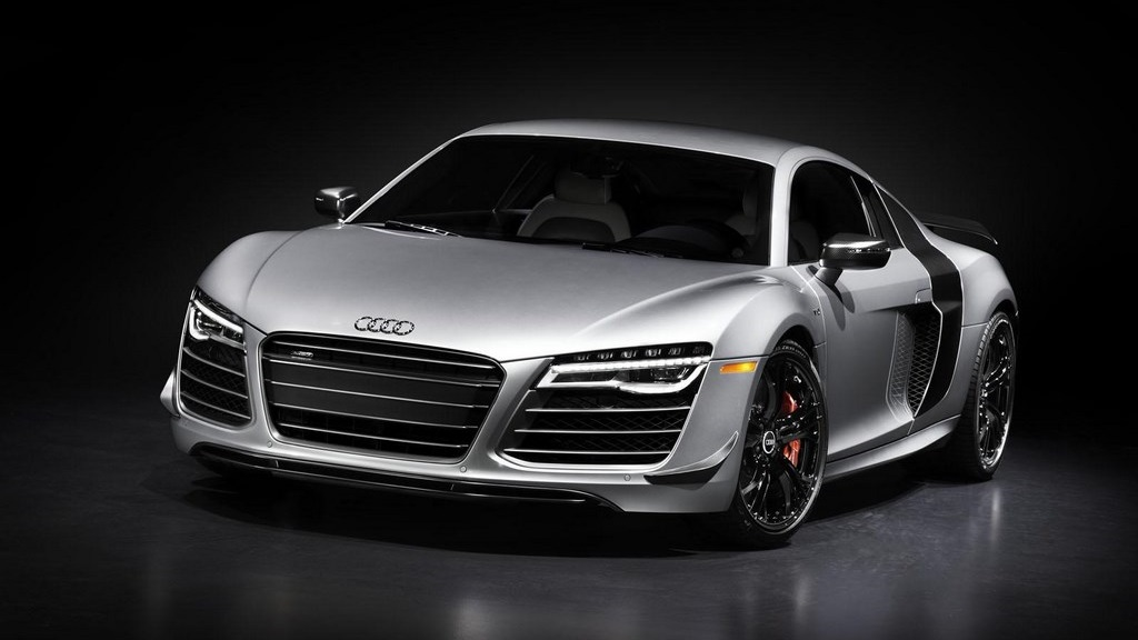 Audi R8 Competition 9