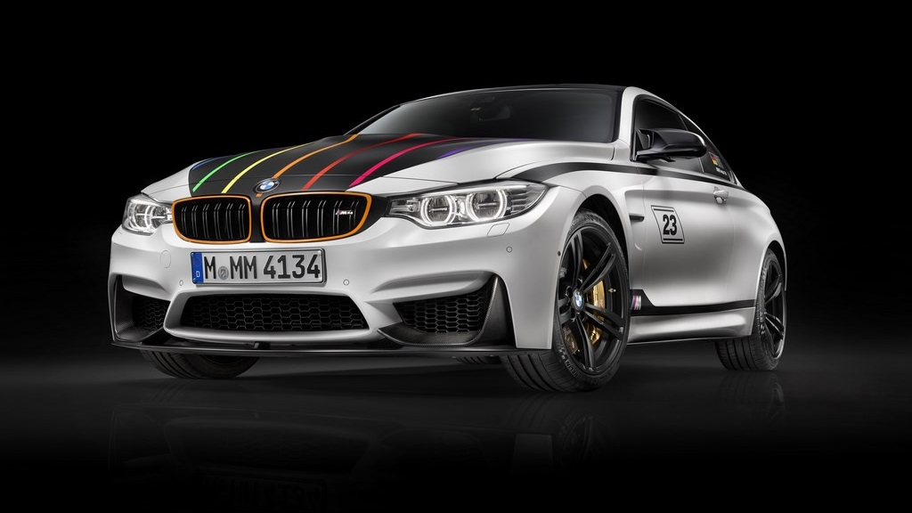BMW M4 Champion Edition frontal