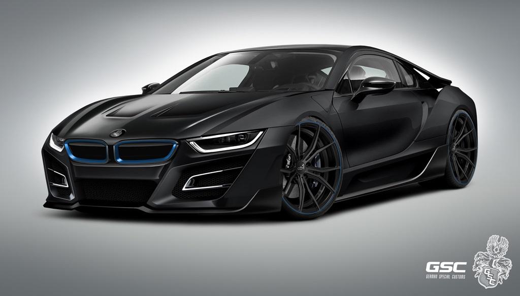 BMW iTron i8