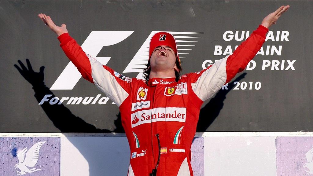 Fernando Alonso victoria Bahrein