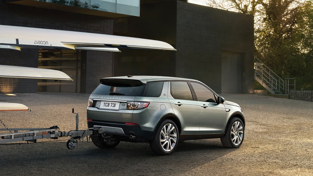Land Rover Discovery Sport 24