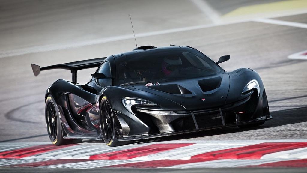 McLaren P1 GTR 5