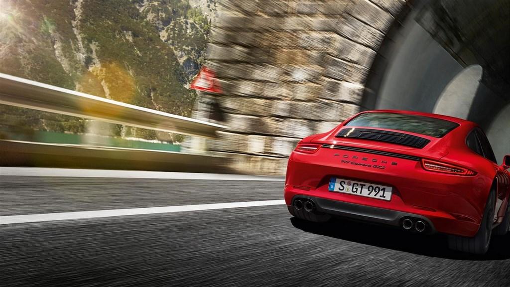 Porsche 911 Carrera GTS 2015 10