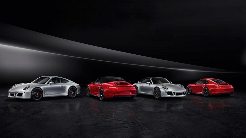 Porsche 911 Carrera GTS 2015 3