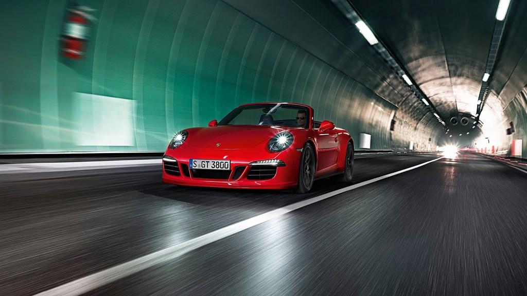 Porsche 911 Carrera GTS 2015 4