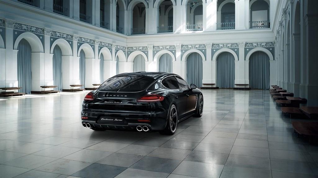 Porsche Panamera Exclusive Series 15