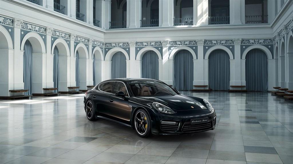 Porsche Panamera Exclusive Series 18