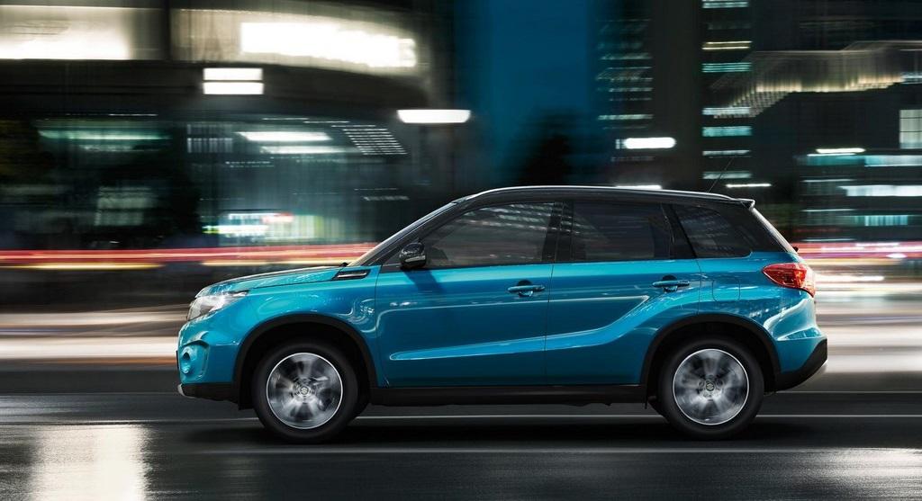 Suzuki Vitara 2015 lateral