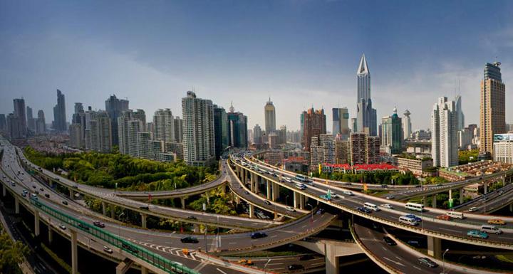 autopistas shanghai