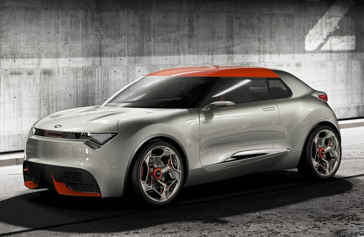 kia provo concept car 2013