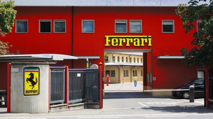 oficina Ferrari