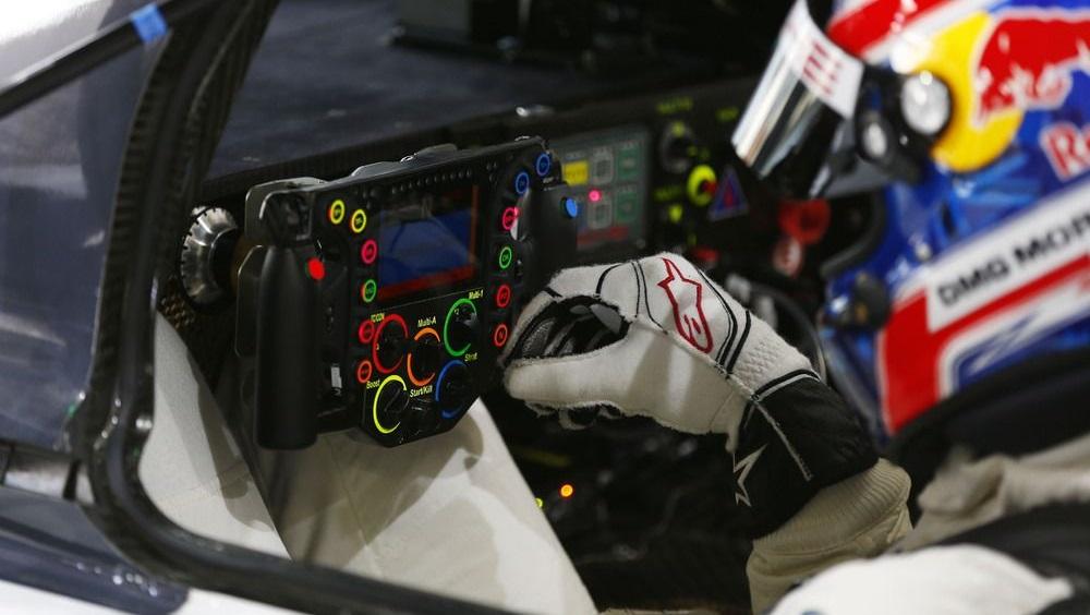 volante Porsche 919 Hybrid 6