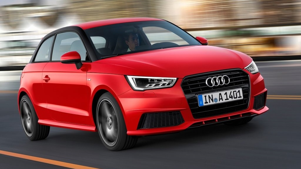 Audi A1 2015 4