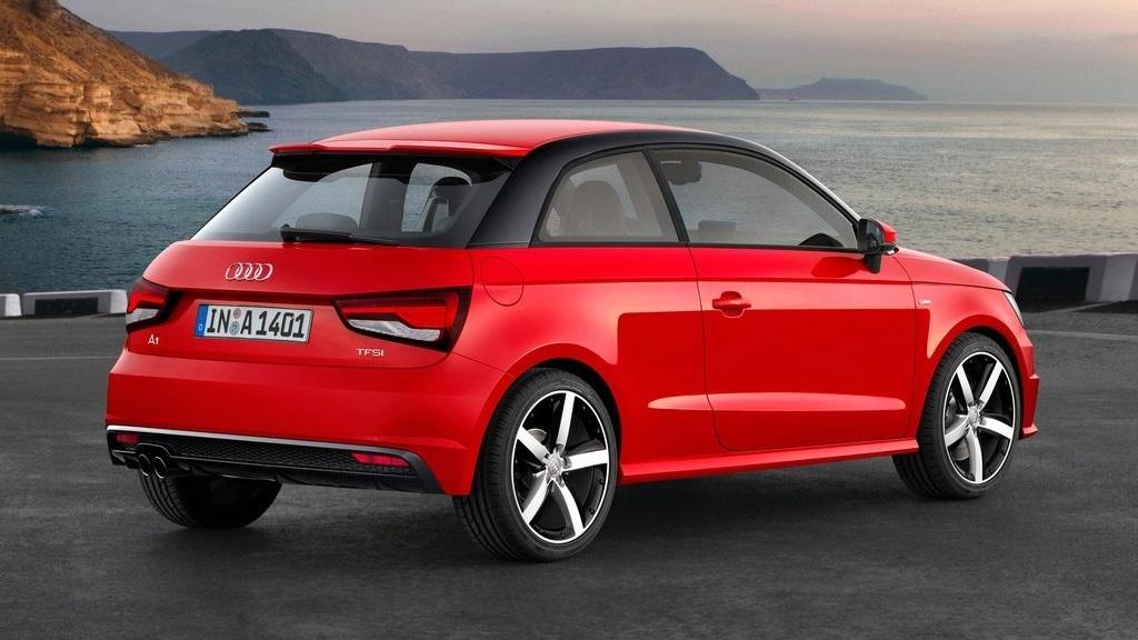 Audi A1 2015 6