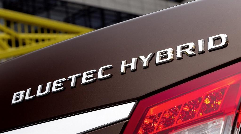 BlueTEC Hybrid