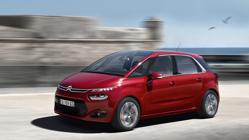 CP C4 PICASSO SEDUCTION