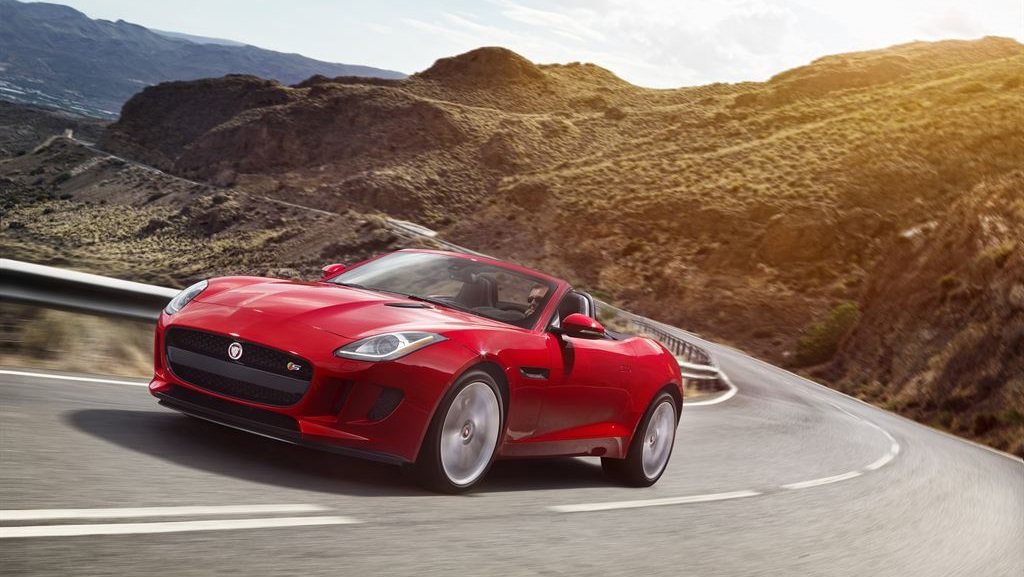 Jaguar F-Type 2016 55
