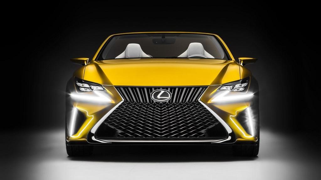 Lexus LF-C2 Concept 2