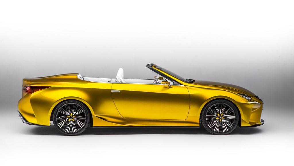 Lexus LF-C2 Concept 8