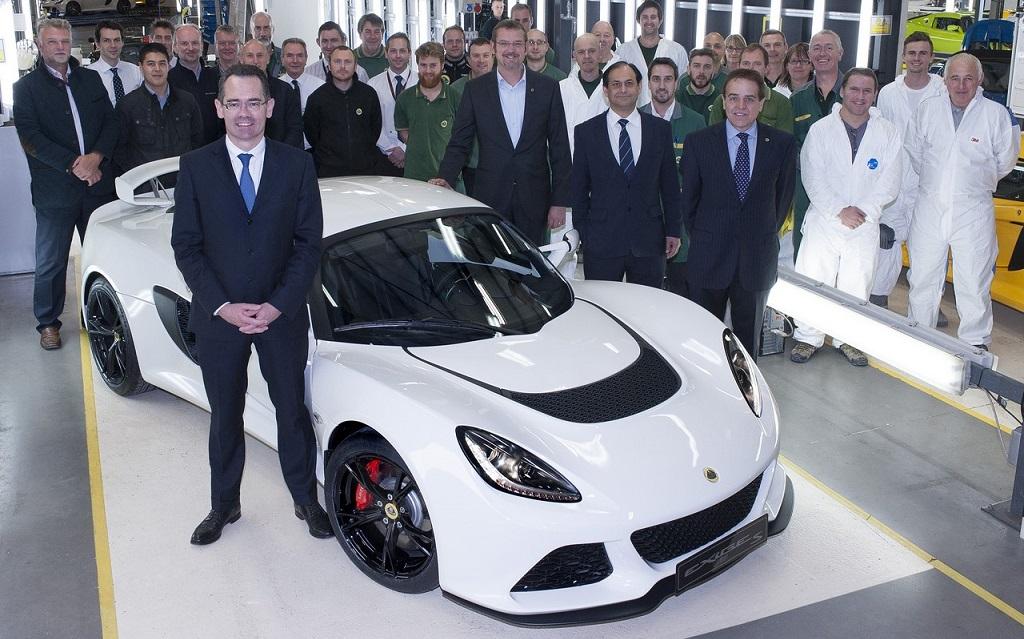 Lotus Exige S 1000