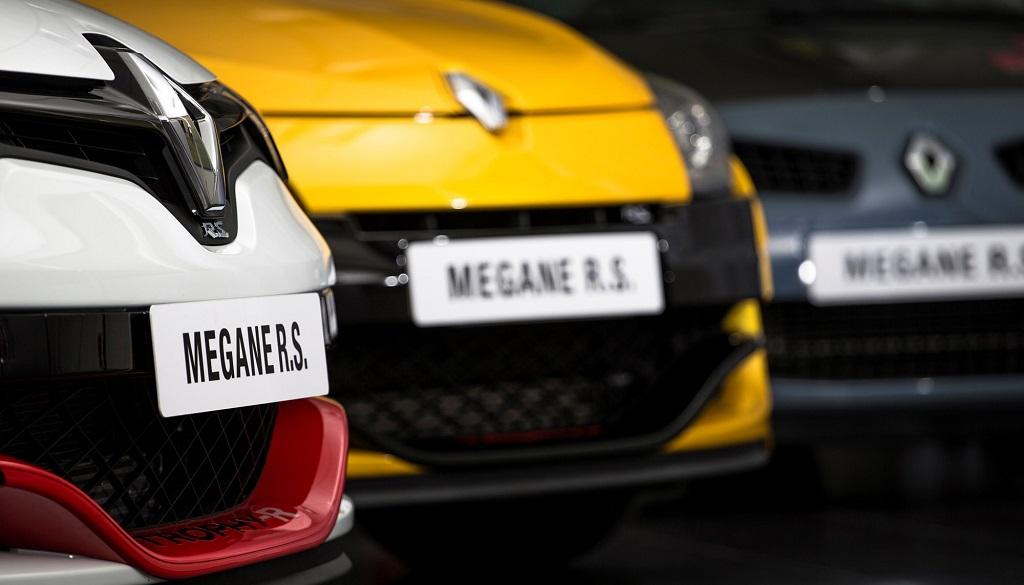 Megane RS Trophy