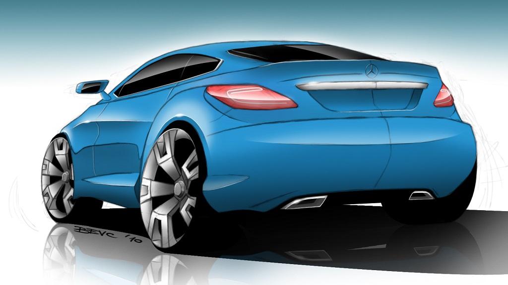 Mercedes CLC Concept 2