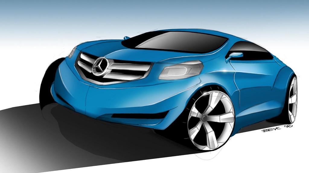 Mercedes CLC Concept