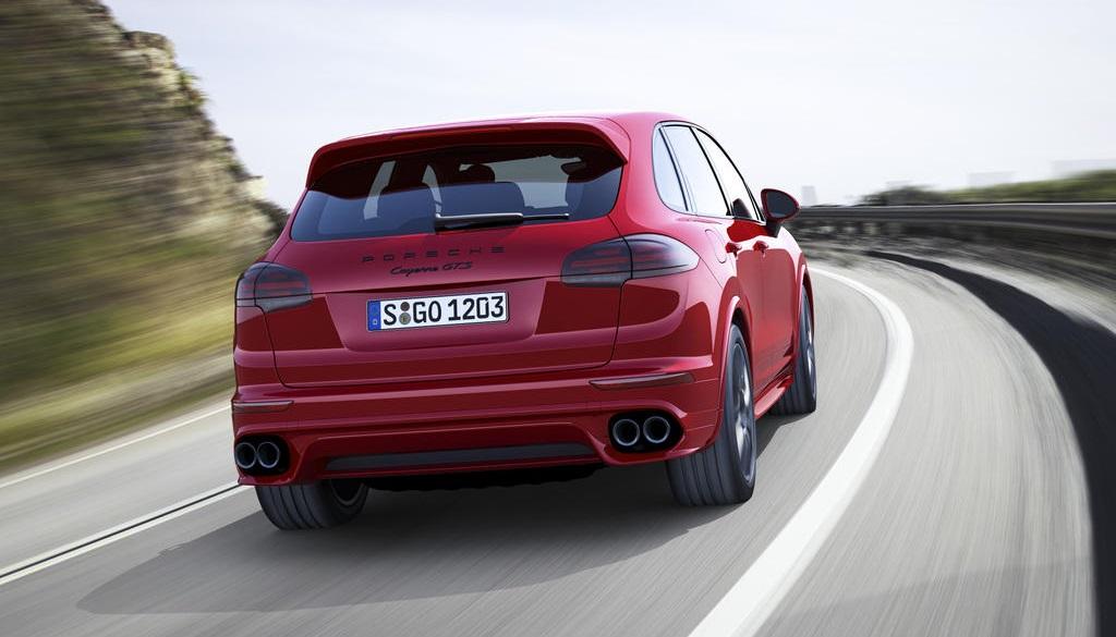 Porsche Cayenne GTS zaga