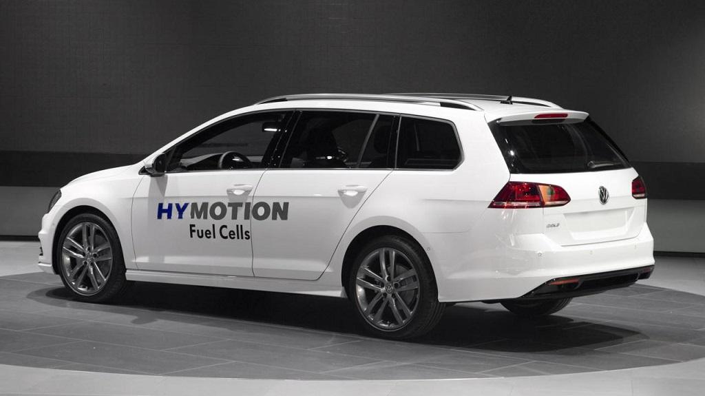 Volkswagen Golf Variant HyMotion2