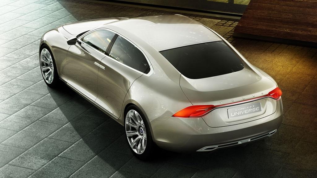 Volvo Concept Universe 2