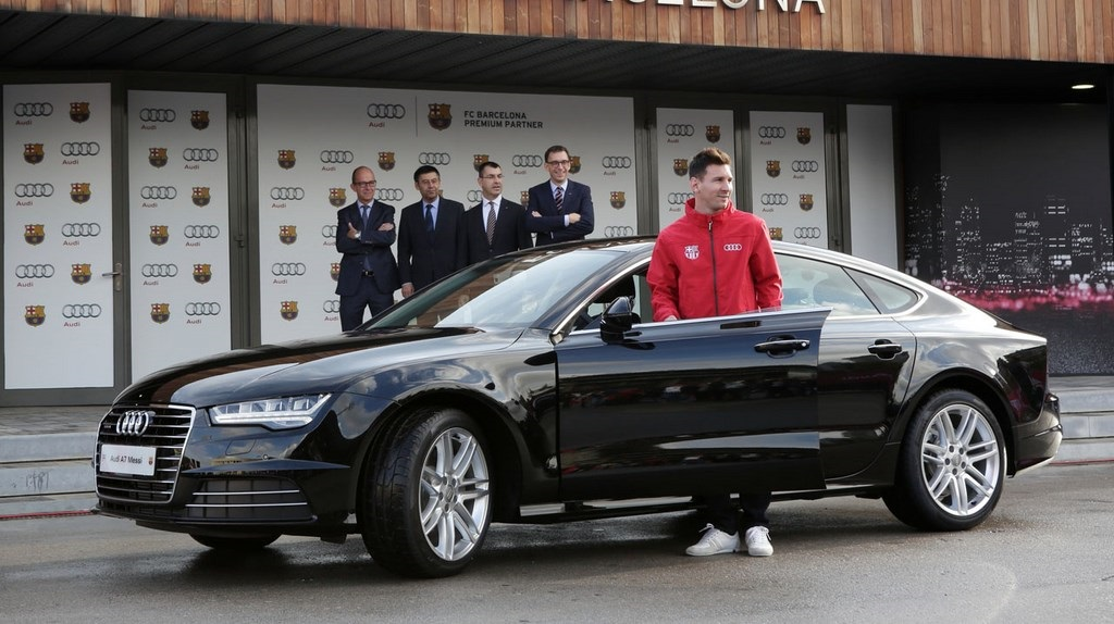 Audi Barcelona Madrid 12