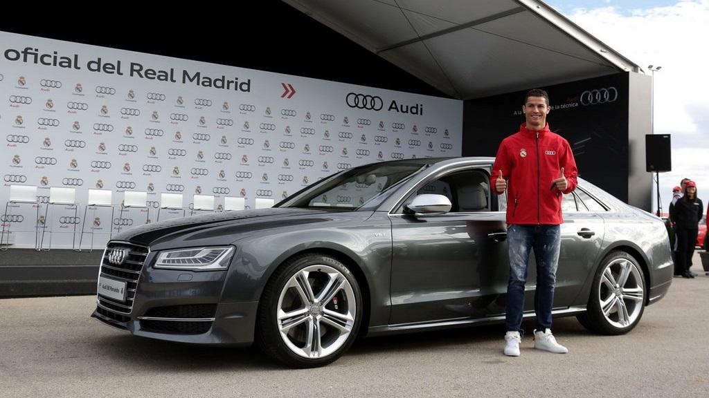 Audi Barcelona Madrid