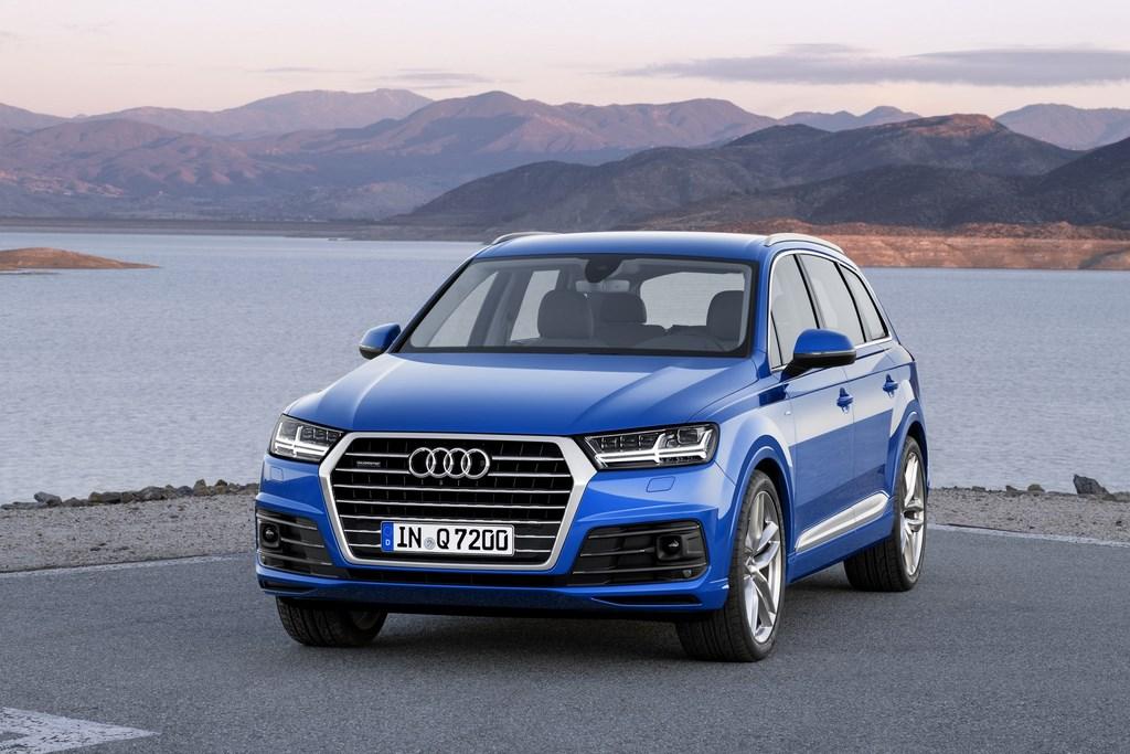 Audi Q7 2015 4