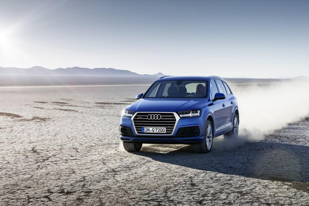 Audi Q7 2015 7