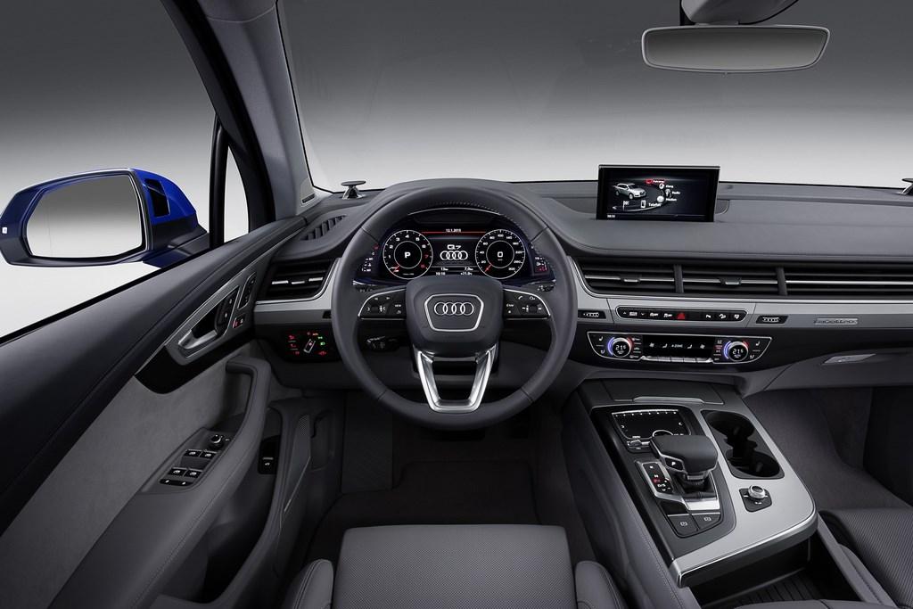 Audi Q7 2015 9