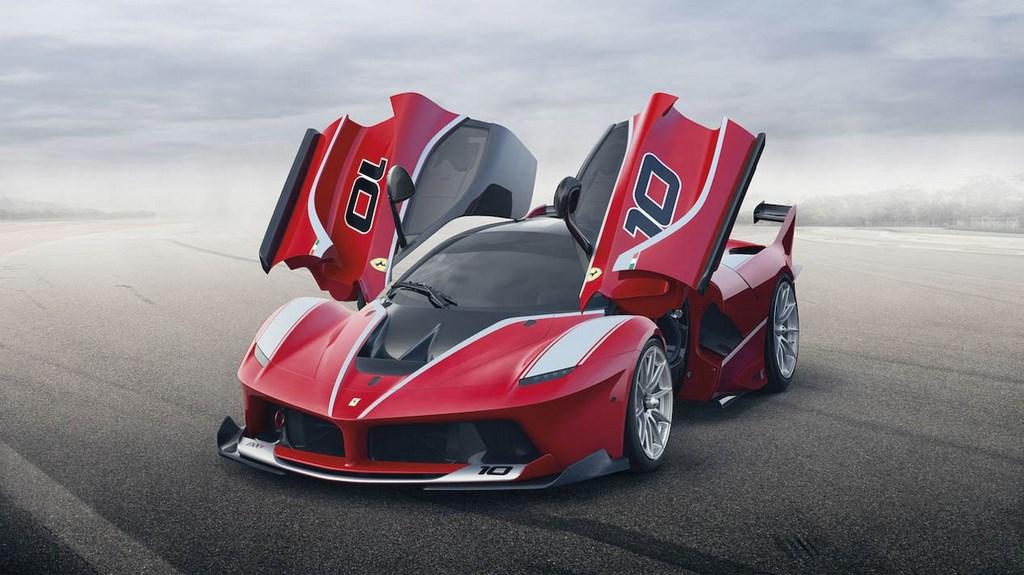 Ferrari FXX-K 3