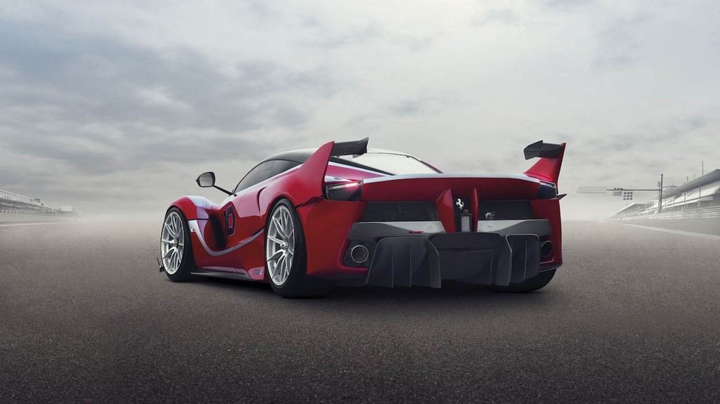 Ferrari FXX-K 6