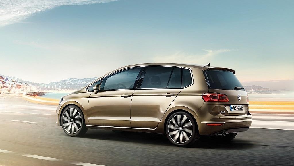 SEAT fabricará un nuevo Altea basado en el Golf Sportsvan