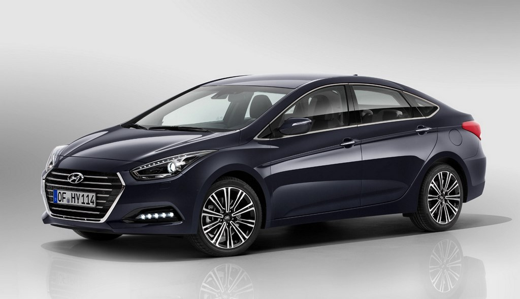 Hyundai i40 2015 berlina