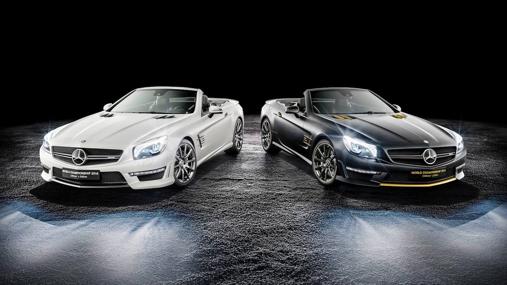 Mercedes-Benz SL 63 AMG World Championship 2014
