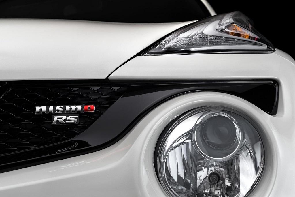 Nissan Juke NISMO RS 30 Aniversario frontal