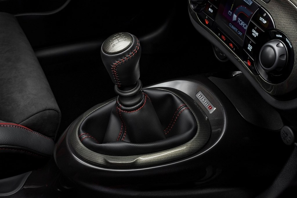 Nissan Juke NISMO RS 30 Aniversario transmision