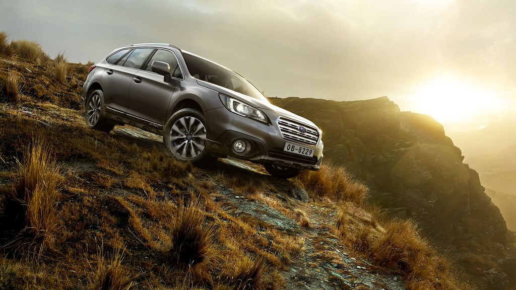Subaru Outback 2015 X-MODE