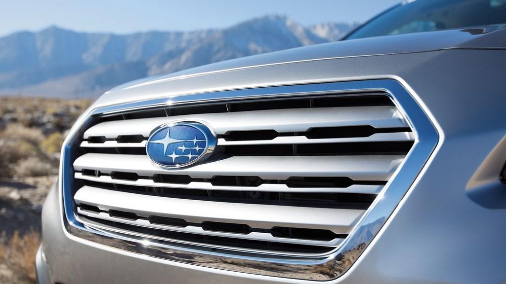 Subaru Outback 2015 frontal