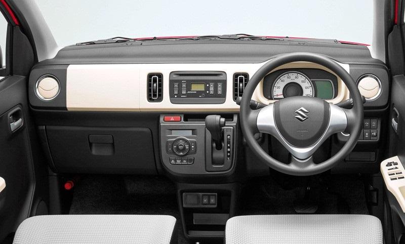 Suzuki Alto 2015 16