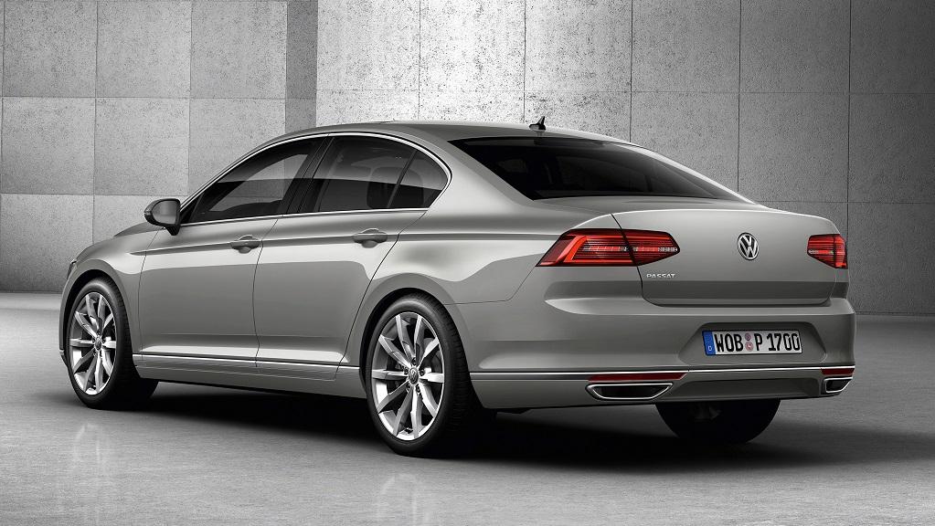 Volkswagen Passat 2015 zaga