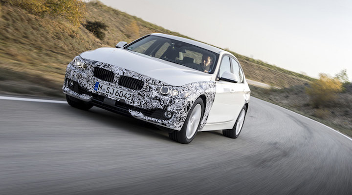 bmw serie 3 edrive phev plug in